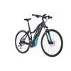 HAIBIKE Sduro Cross 5.0 - Bicicletas eléctricas cross Mujer - negro